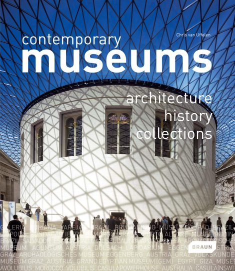 Contemporary Museums Architecture-History-Collections