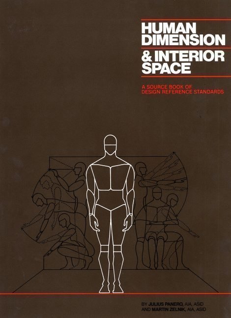 Human Dimension and Interior Space A Source Book of Design Reference Standards