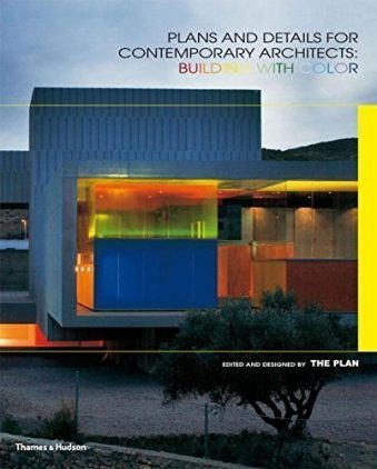 Plans and Details for Contemporary Architects Building With Color