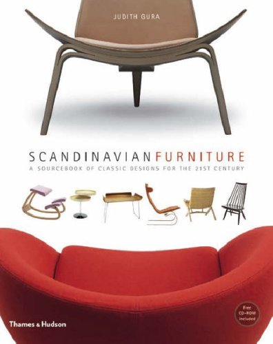 Scandinavian Furniture Sourcebook of Classic Designs for 21st Century