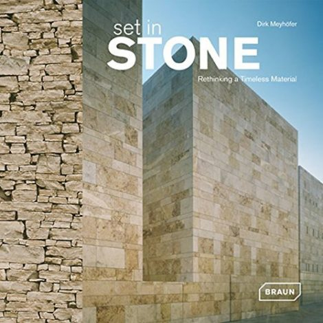 Set in Stone Rethinking a Timeless Material