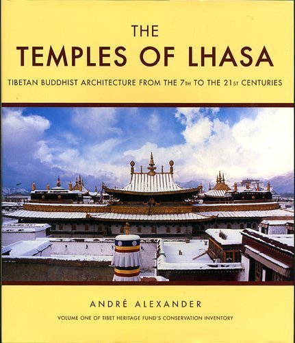 The Temples Of Lhasa