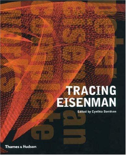 Tracing Eisenman Peter Eisenman Complete Works