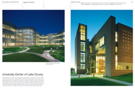 Colleges & Universities Educational Spaces 1