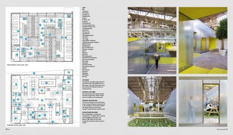 Detail in Contemporary Office Design 2
