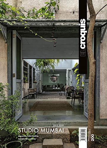 El Croquis 200 Studio Mumbai (2012-20019) In between Spaces