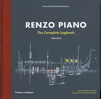 Renzo Piano: The Complete Logbook Hardcover