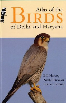 Atlas Of The Birds Of Delhi And Haryana Paperback