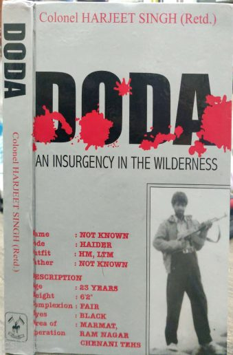 Doda An Insurgency in the Wilderness