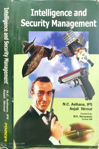 Intelligence And Security Management