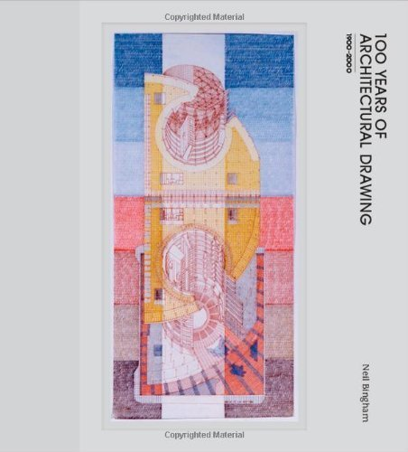 100 Years of Architectural Drawing 1900-2000
