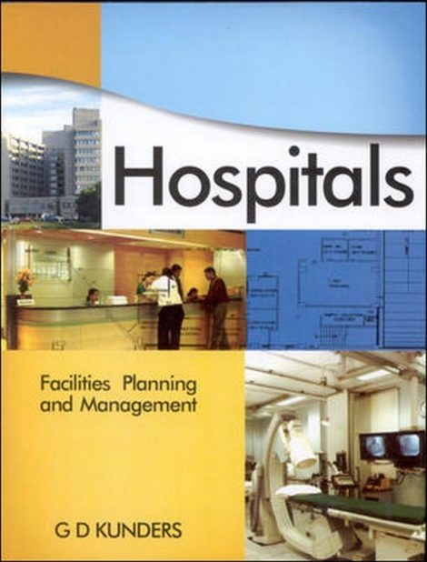 Hospitals - Facilities Planning & Management (Hardcover)