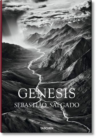 Sebastiao Salgado. GENESIS (Hardcover)
