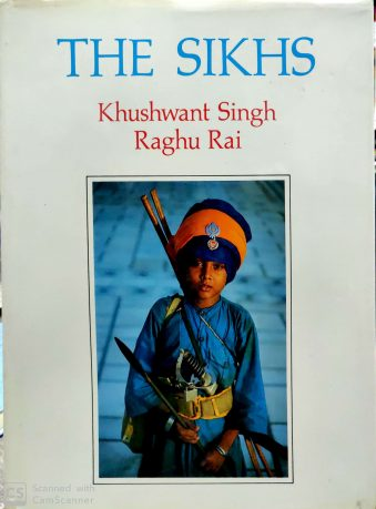 The Sikhs Khushwant Singh Raghu Rai 1984