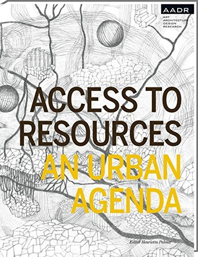 Access to Resources An Urban Agenda Paperback