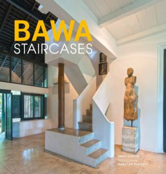 Bawa Staircases Hardcover