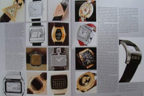 Wristwatches Hardcover 3