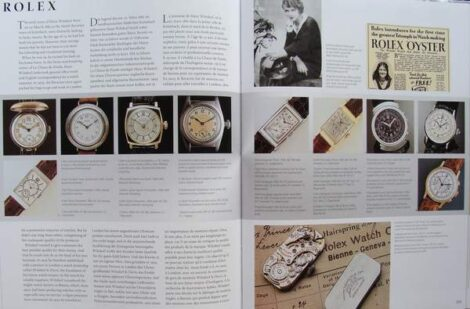 Wristwatches Hardcover 6